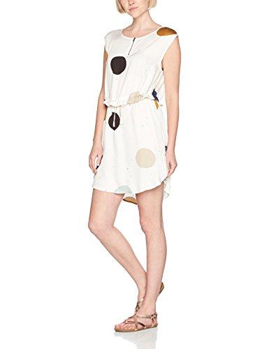 Desires 9175130, Vestido Casual para Mujer, OFF White, S