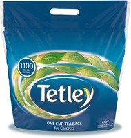 Tetley DP919 Caterers Tea Bags (Pack of 1100)