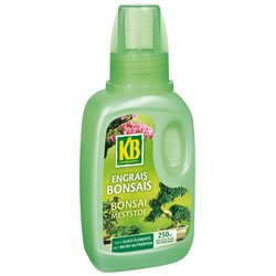 KB ENGRAIS BONSAIS 250ML /NC