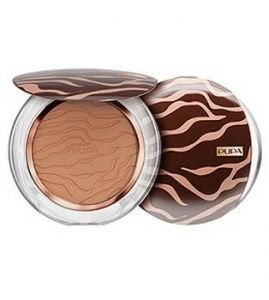 Pupa Desert Bronzing Powder 004 Sparkle Brown g.14 Terra