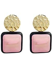 5aa86a93c0cb resina joyas - Pendientes   Mujer  Joyería - Amazon.es