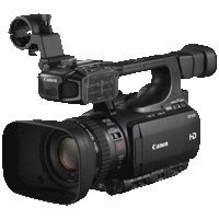 Canon XF100 HD PAL Camcorder