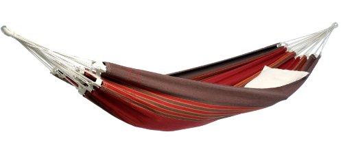 Amazonas Paradiso AZ-1019300 Amaca, portata 200 kg, superficie 250x175 cm, colore: Terracotta