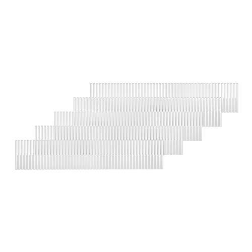 Rayen 6310.11 Divisor de Cajones, 49.5 x 10 x 0.25 cm, Blanco