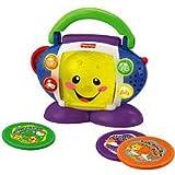 Fisher-Price Laugh & Learn Kinderlieder CD Player in der griechischen