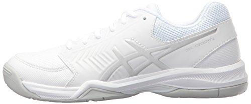 31Zq9L6eEUL - ASICS Women's Gel-Dedicate 5 Tennis Shoe, 0