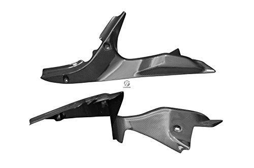 Carbon Lufteinlass Verkleidung für Ducati 1098 / 1198 / 848 (1098 Ducati Teile)