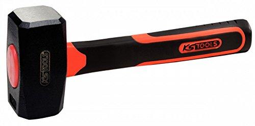 KS Tools 142.5153 Baufäustel mit Fiberglasstiel, 1500g