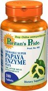 Papaya Enzyme plus 180 Tabletten 982