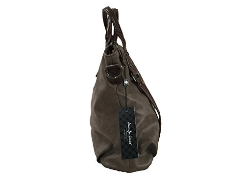 Jennifer Jones, Borsa tote donna Marrone marrone marrone