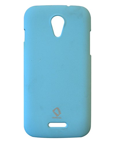 COVERNEW Back Cover for Micromax A114 Canvas 2.2-Sky Blue  available at amazon for Rs.229
