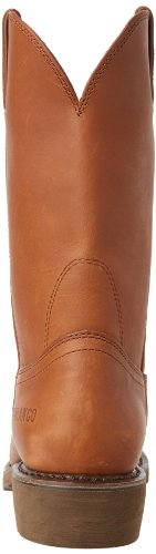 Durango 27602 SPR Marron clair en cuir ferme 'n Ranch Western Marron Bottes Marron - Tan (Weite EE)