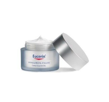 Crema Día Eucerin Hyaluron-Filler Piel Seca 50 ml
