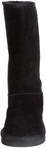 Buffalo Girl 238837 SY SUEDE, Bottes femme Noir-TR-GS