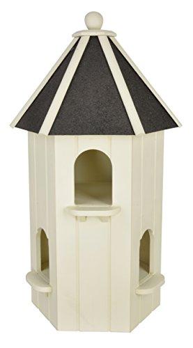 Esschert Design CF54W Taubenschlag, weiß (Taubenhaus)