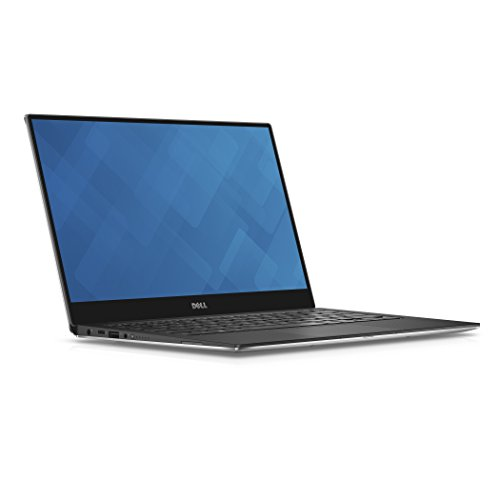 Dell XPS 13 9360 - Ordenador portátil de 13.3' Full HD (Intel Core i5-7200U, 8 GB de RAM, SSD de 256 GB, HD Graphics 620, Windows 10 Pro) Plateado - teclado QWERTY Español
