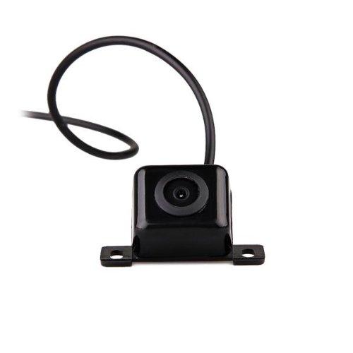CARCHET LAB-501 Rückfahrkamera (170° Winkel, wasserdicht Nachtsicht, 628 x 586 Pixel) Schwarz