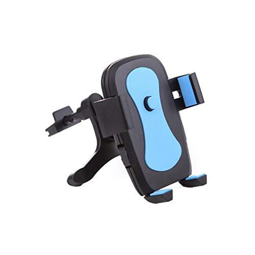 HGA Supporto per Supporto per Supporto per Telefono Cellulare con Rotazione a 360 Gradi Supporto per Supporto per Auto,Blu