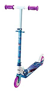 Smoby-Patinete 2 Ruedas Frozen 2 750363, Color Azul