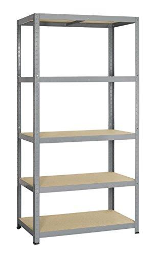 avasco-strong-265-scaffale-in-metallo-legno-per-carichi-pesanti-fissabile-tramite-clip-5-ripiani-dim