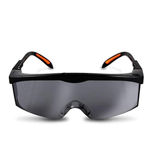 JIANG Schutzbrille, UV- / Anti-Shock- / Anti-Fog- / Windschutzbrille für das Labor, Perfekter Augenschutz für die Sicherheit am Arbeitsplatz