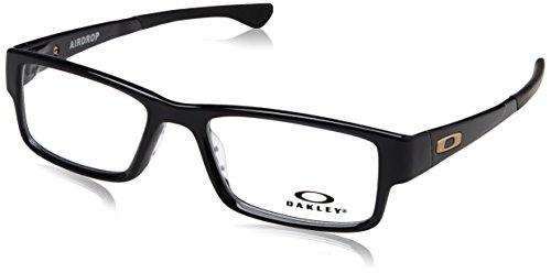 Ray-Ban Herren 0OX8046 Brillengestelle, Pink (Black Ink), 56