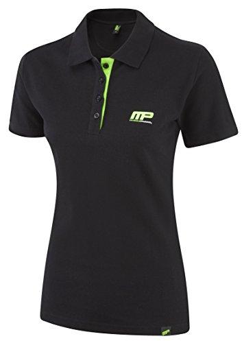 Muscle Pharm MPLTS470 Ladies Printed T-Shirt Textilbekleidung Black, S -