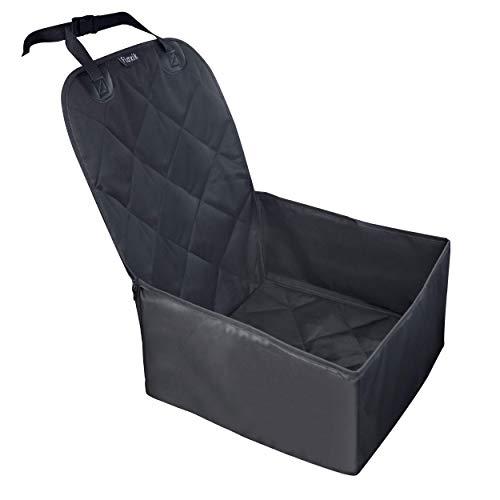 Floxik® Premium Hundesitz – Hunde Autositzbezug für jedes Auto – Autositz Vordersitz Hund wasserdicht waschbar reißfest