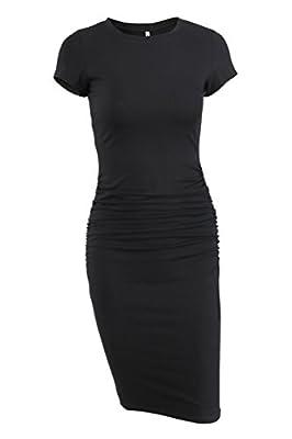 Vestido - Mujer Midi Ajustado