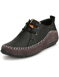 Fentacia Men Black Casual Shoe