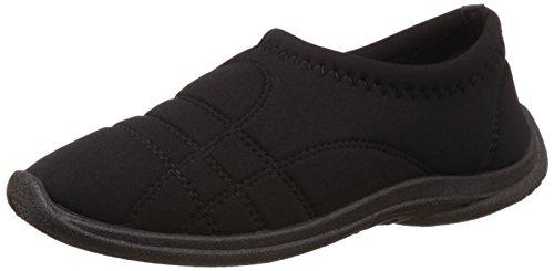 BATA Boy's Softy Black Walking Shoes - 7 Kids UK/India (25 EU) (5596118)