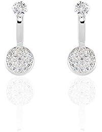 e0044d1b9cf2 Pendientes Bella - joyas de mujer - plata 925 blanca - Nuestras joyas con  piedras preciosas