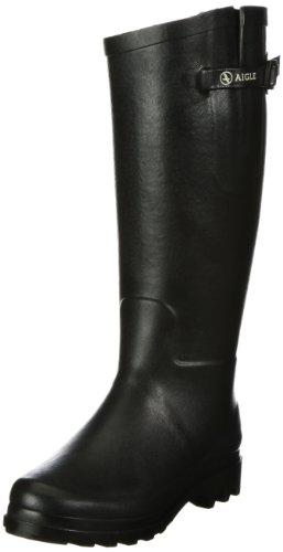 Aigle Aiglentine 85899 Stivali da Neve da Donna, Nero (Noir), 35 EU