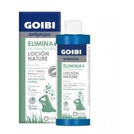 GOIBI LOCION ANTIPIOJOS NATURE 200 ML
