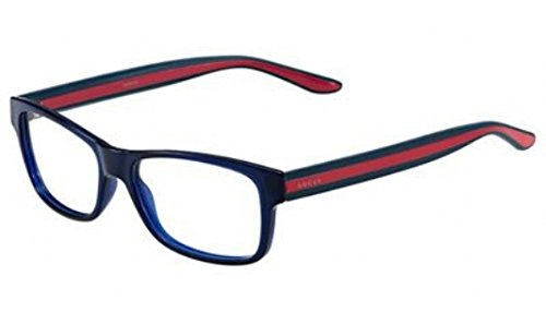 Gucci 1046 Web Blue / Red Kunststoffgestell Brillen (Gucci Web)