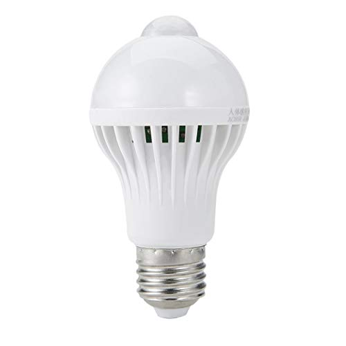 E27 / B22 LED PIR Lampada sensore di movimento 5W / 7W / 9W Super luminosità PIR lampada a induzione corpo umano a infrarossi