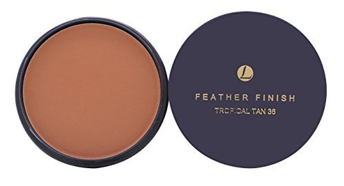 Mayfair Feather Finish 36 Tropical Tan Shade Pressed Powder Refill by Lentheric