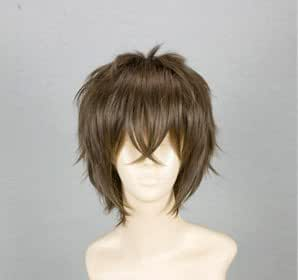 Hakuouki Heisuke Todo wind (Couture) cosplay high quality heat-resistant wig hair net + (japan import)