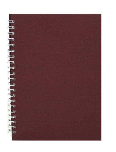 Pink Pig Skizzenbuch - Schwarzes Papier Geprägte Papierabdeckung A4