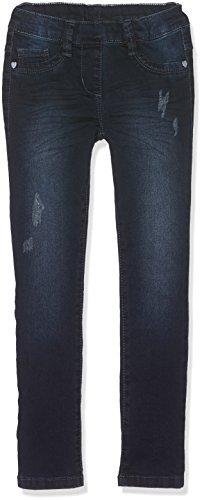 s.Oliver Mädchen Jeans 53.709.71.3006 Blau (Blue Denim Stretch 59Z8), 104 (Herstellergröße: 104/SLIM)