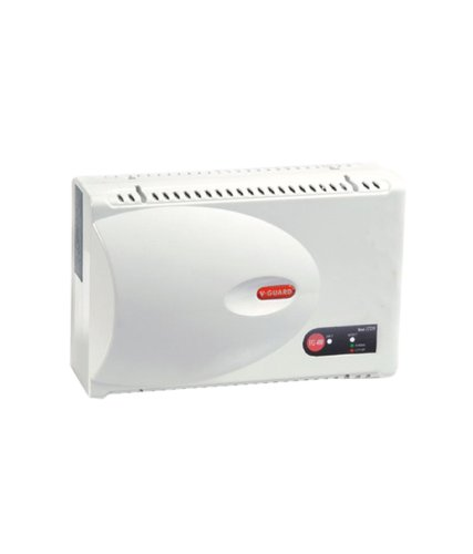 V-Guard VM 500 Voltage Stabilizer for Washing Machine, Microwave oven, treadmill (grey)  available at amazon for Rs.1999