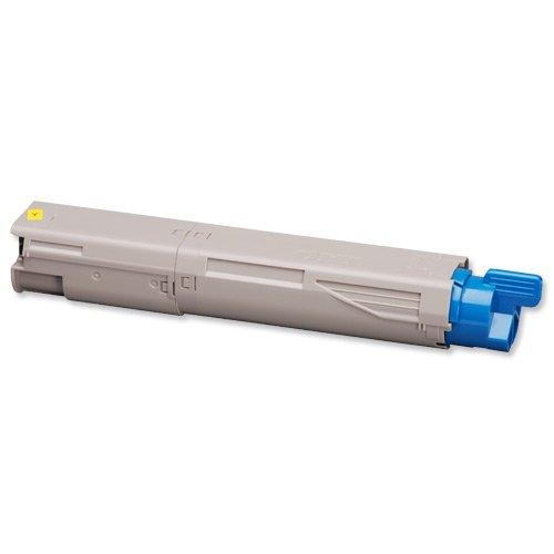 Preisvergleich Produktbild OKI Lasertoner für C3520MFP/3530MFP/43459369 C3520Y, gelb