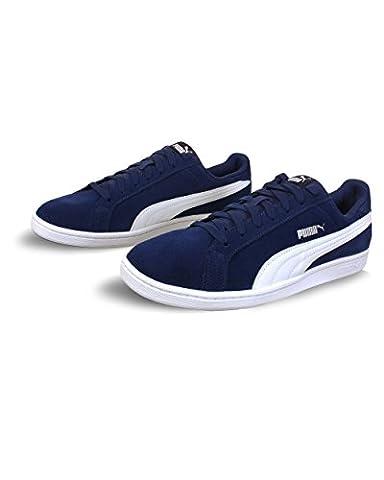 Puma Unisex-Erwachsene Smashsd Sneaker, Blau (Blue Depths-White), 43 EU