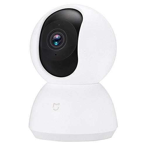 Xiaomi Mi Home Security Camera 360° IP security camera Indoor Bulb White