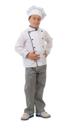 Imagen de disfraz infantil 10 12 años cocinero