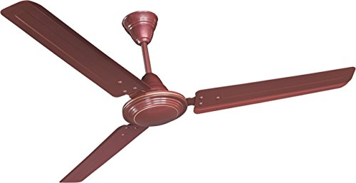 Crompton Hill Briz 1200mm Ceiling Fan (Brown)
