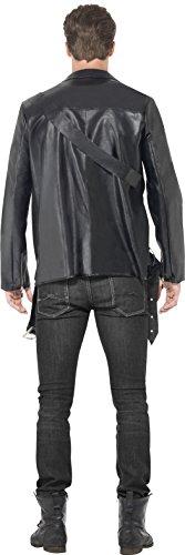 Imagen de smiffy's  disfraz de terminator, color negro 38224l  alternativa
