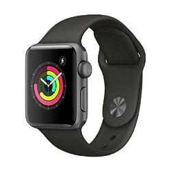 Apple Smartwatch 42Mm Grau Aluminium