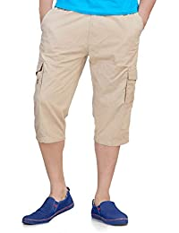 0-Degree Men's Cotton Bermuda