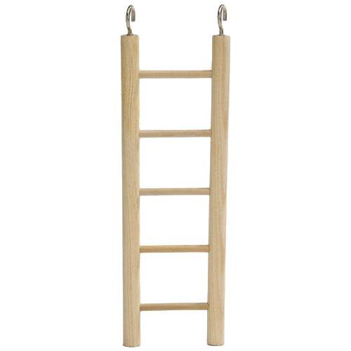Diseño de juguetes BEEZTEES: madera Escalera 5 niveles 24 cm #0005005